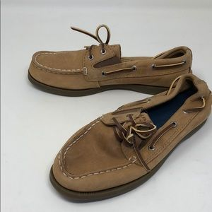 Boys Sperry Top-Sider Original boat shoes a10 box3